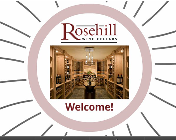 Promotional Presentation – Rosehill Wine Cellars