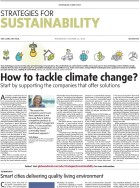 Strategies for Sustainability - The Globe and Mail