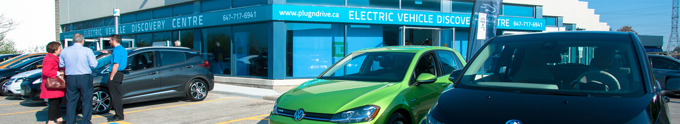 Electric Vehicle Discovery Centre