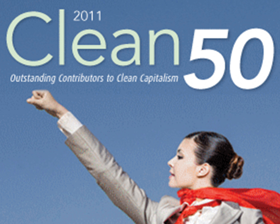 Event Branding & Launch – The Clean50