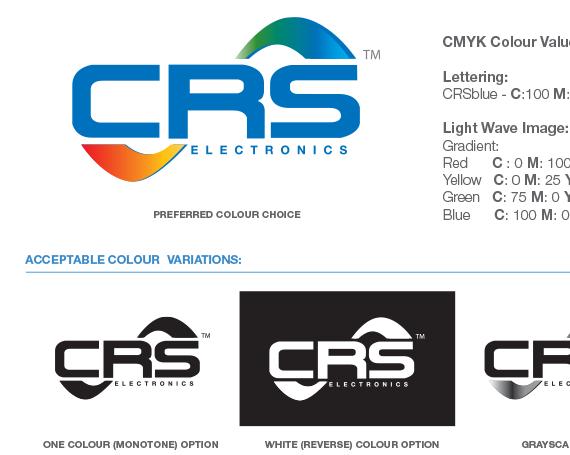 Sales Materials – CRS Electronics