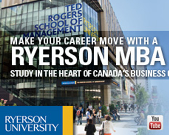 Academic Promotion -Ted Rogers School of Management