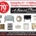 Retail Closing Sale – Google Search & Display Campaign