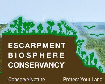 Website Development – Escarpment Biosphere Conservancy