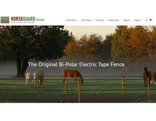 HorseGuard – Bilingual Marketing and Web Development